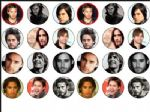 24 x Jared Leto 30 seconds mars rice bun cake toppers